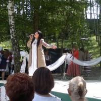 Мініатюра - Opening of the Lemko church