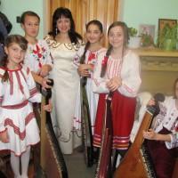 Мініатюра - Зразковий ансамбль бандуристів «Вишиванка»